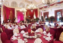Balai Adika Wedding Setting by Hotel Majapahit