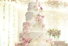 The Wedding of Felix & Clara by KAIA Cakes & Co.