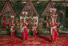 ANNISA GALA RECEPTION by Chandira Wedding Organizer