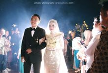 The Wedding Of Tiara And Heppy by umarez