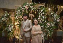 Akad Nikah Febby & Putri by Azila Villa