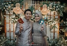 Wedding Andhini & Adnin by Azila Villa