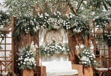 The Wedding of Rossa & Bagus by Decor Everywhere