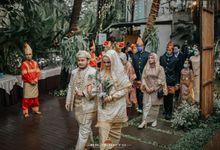 Wedding Anna & Teddo by Sirih Gading Catering