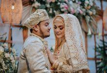 Wedding Anna & Teddo by Azila Villa