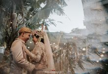 The Wedding of Rossa & Bagus by Azila Villa