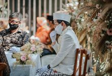 Akad Nikah Oesman & Fiantry 9 Sep 2020 by Sirih Gading Catering