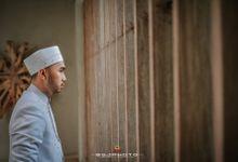 The Wedding of Sintia & Naufal by Azila Villa