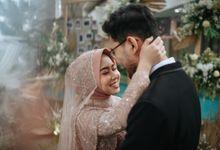 Akad Nikah Nazhra & Krisna by Sirih Gading Catering