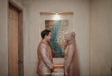 Wedding Andhini & Adnin by Sirih Gading Catering