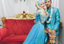 Bia & Doni Ngunduh Mantu by Alterlight Photography