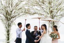 The Wedding of Bibie & Jeremy by ThePhotoCap.Inc