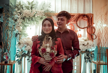 Engagement of Dewi & Marthin by Bicara Pertemuan