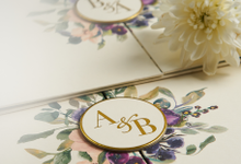 The Wedding of Bram & Arin by BIDESH