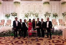 Wedding Yudhi & Vanessa by Erwin Wong Entertainment