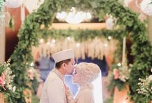 The Wedding Of Renny & Rasyid @Billy Moon - Jakarta by Siap Manten