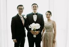 Prosesi Penjemputan Bima & Irene by Skenoo Hall Emporium Pluit by IKK Wedding