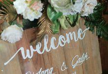 Bintang & Galih Engagement by Nona Manis Creative Planner