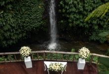 Intimate Wedding Package by The Kayon, Truly Ubud Resort