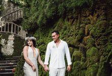Wedding of Rafaella & Orbelio by The Kayon, Truly Ubud Resort