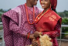 Oluwatosin and Oluwatoyosi Nigerian wedding highlights by Rayhouse Studios