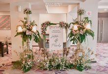 The New Normal Intimate Wedding by Bigland Sentul Hotel & Convention