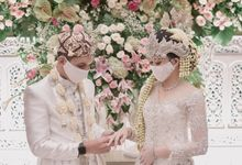 The New Normal Intimate Wedding by Bigland Sentul Hotel & Convention