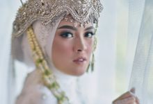 Nadia & Wahyu Wedding by Nikahsamakita