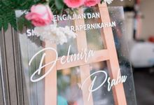 Pengajian & Siraman Delmira Prabu by Save The Date