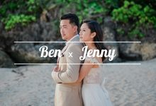 Ben and Jenny - Boracay Wedding by Love Train Studios