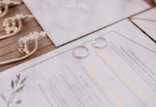 The Wedding Of  Ershad & Novi by Bagus Jepret