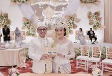 The Wedding of Ershad & Novi by Bigland Sentul Hotel & Convention