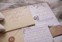 The Wedding of Shasha & Arfan by Bagus Jepret
