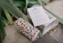 The Wedding Hesti & Franklin by Bagus Jepret