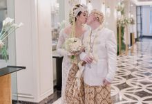 The Wedding Hesti & Franklin by Bagus Jepret