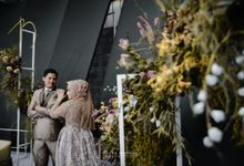 Warehouse Wedding by Studio Kure-Kare-Ka