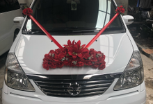 Wedding Car Harga terjangkau by BKRENTCAR