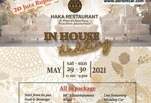 Open House di Resto Haka Pintu Air 29-30Mei by BKRENTCAR