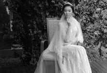 WEDDING DRESS  Le Creusot by GAËTA Bridal Couture