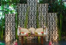 Basic Backwall by Josiah's Catering