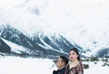 The Prewedding of Andrew & Sishilia by LUNETTE VISUAL INDUSTRIE