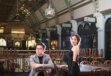 The Prewedding of Andi & Michelle by LUNETTE VISUAL INDUSTRIE