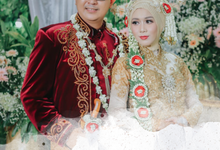Wedding Shofi & Nefi by Madina weddings