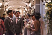 Samuel & Jennifer, Reception by Andie Oyong Project