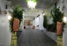 Ninda & Yudho - Siraman by Charissa Event & Wedding Decoration