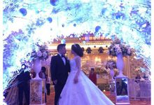 The Wedding Of Aldy & Jessica - 28 July 2017 by David Entertainment