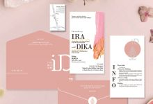 Ira & Dika by Bellva Invitation