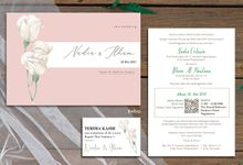 Nadia & Ilham by Bellva Invitation