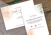 Cempaka & Gashif by Bellva Invitation