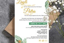 Layli & Putra by Bellva Invitation